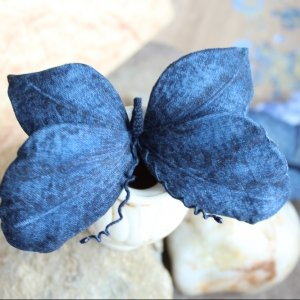 Джинсовий метелик Мадлен