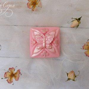 Робота Органическое мыло «Винтажная бабочка»