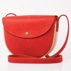 REA Red. Авторська сумка ручної роботи.