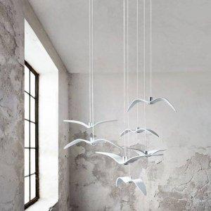 Лампа чайки