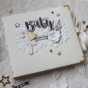 Большой альбом для малыша , бебибук , мамин дневник