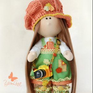 Робота Интерьерная куколка Фотограф
