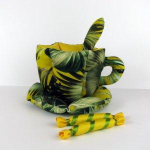 Робота Сувенир ′Зеленая чашка′