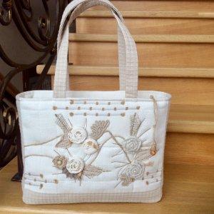 Текстильная сумка «Апрель»