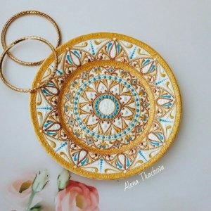 тарелка декоративная Золото скифов