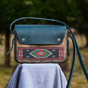 """Жіноча дерев'яна сумочка""""Vereta"""""""
