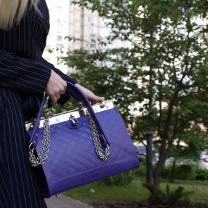 Робота Женская сумка-саквояж